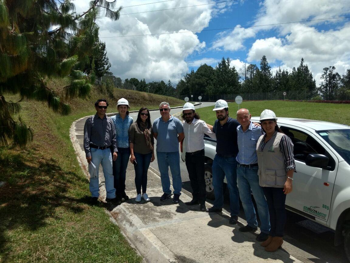 Grupo S3 Transportation participará en el estudio de transporte colectivo masivo en Rio Negro, area metropolitana de Medellin.